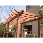 wpc pergola/wpc garden pergola/wpc pavilion/wpc garden pavilion/pwc pergola/wood plastic composite pergola