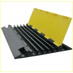 5- Channel Cable Protecto/Cable Ramp/Cable Cover/Traffic Safety products/rubber cable protector
