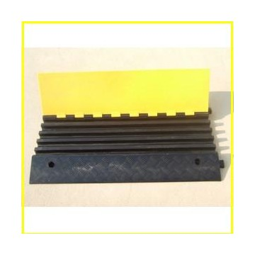 5-Channel Cable/Cable protector/Cable Ramp/Cable Cover/Traffic Satety Products/Rubber cable protector