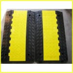 5 Channel Cable/Cable protector/Cable Ramp/Cable Cover/Traffic Satety Products