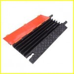 Rubber Cable Protector/Cable protector/Cable ramp/Traffic Safety part